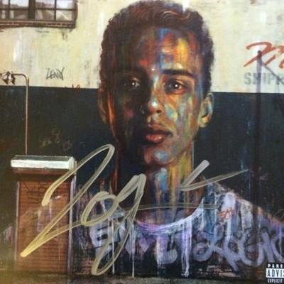 Logic...Under Pressure Autographed CD