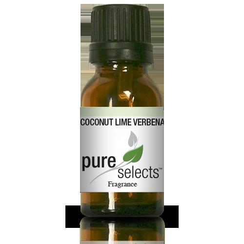 Coconut Lime Verbena™ - FragranceChoice™ .5 fl. oz. fragrance bottle