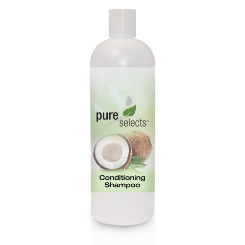 Conditioning Shampoo Dispenser [16oz empty-reusable]
