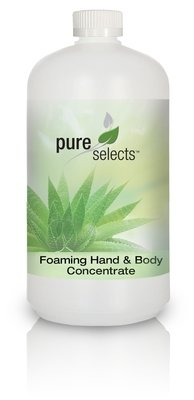 HYPOALLERGENIC FOAMING HAND & BODY SOAP - Quart Concentrate