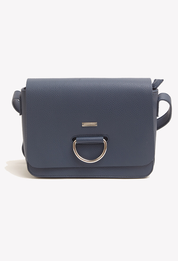 Cartera Crossbody Azul