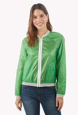 Casaca manga larga verde