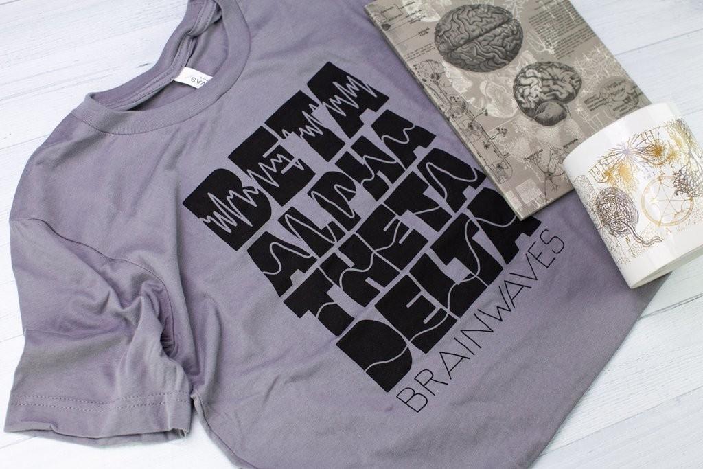 Brainwaves Tee Shirt