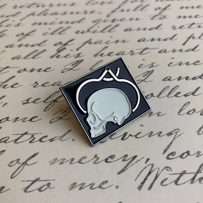 Craniometry Pin