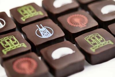 Veruca Chocolates Chicago Box Collection