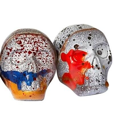 Veruca Chocolates Sugar Skulls Box