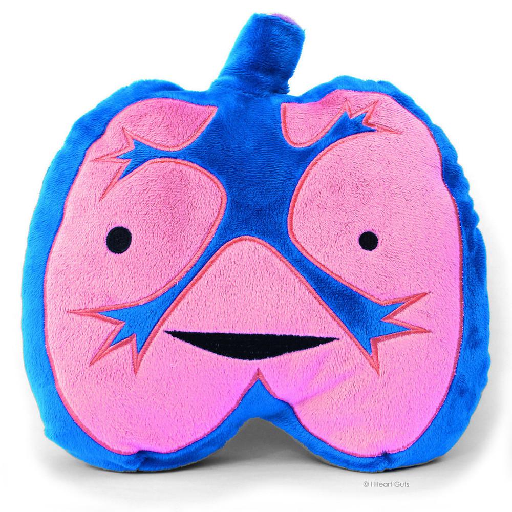 Lungs Plush - I Lung You