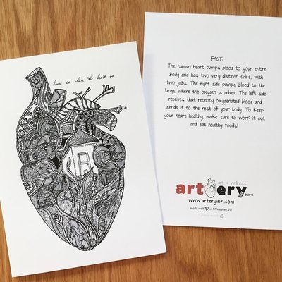 Home Heart - Any Occasion Card