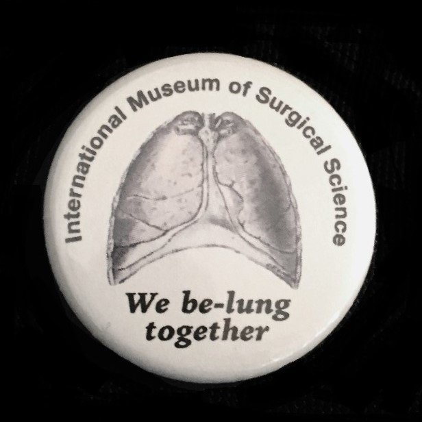 Button - We Be-Lung Together!