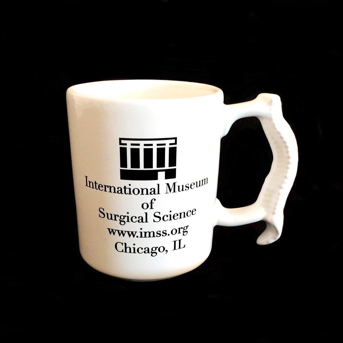 Spine Coffee/Tea Mug