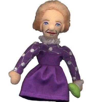 Marie Curie Magnetic Personality