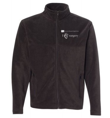 IMSS I Heart Surgery Fleece Jacket - Full Zip
