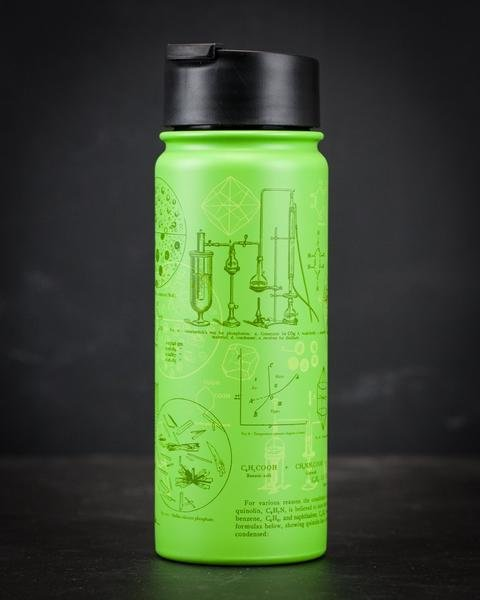 Chemistry & Lab Science Stainless Steel Vacuum Flask