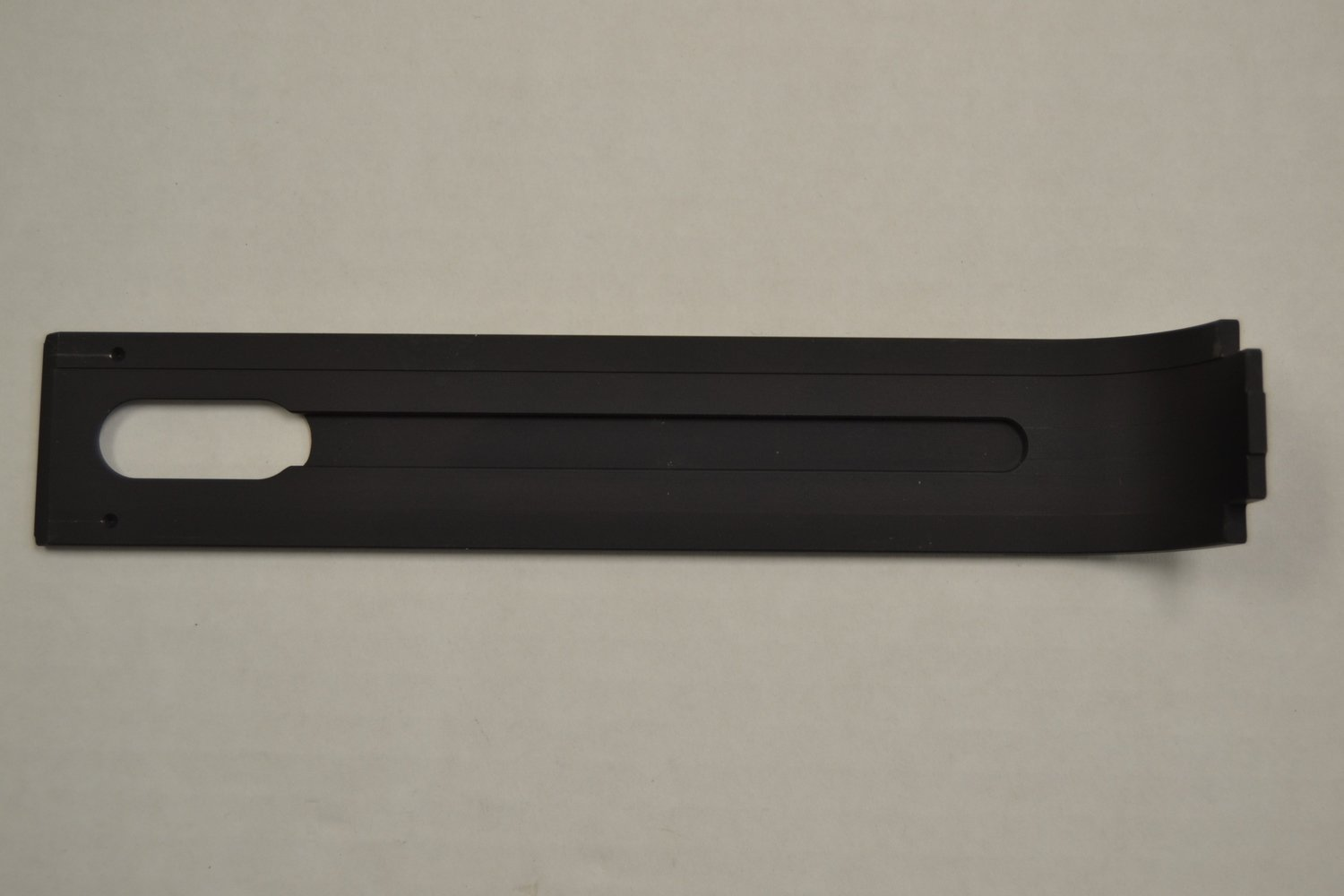 Cover Plate - Size 7/8 (Black)