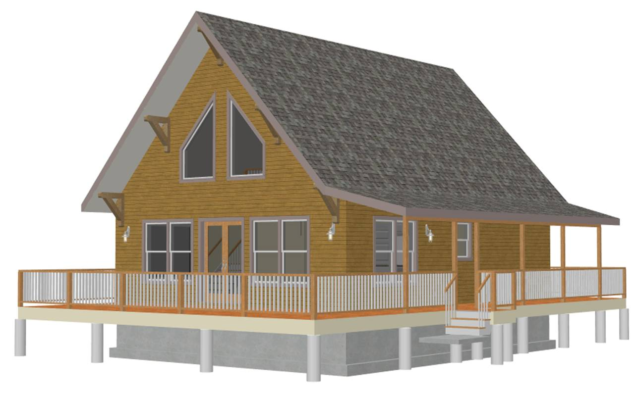 15 Bunkhouse And Small Cabin Plans Pdf