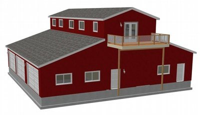 RV Pole Barn | RV Garage Plans