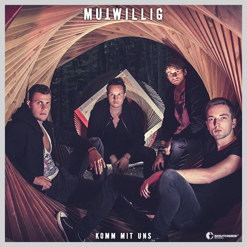 Mutwillig - Komm mit uns EP KMWCD