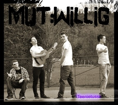Teenietuss - MutWillig CD