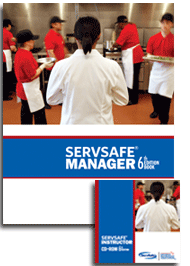 ServSafe® Instructor Manager Toolkit 00016