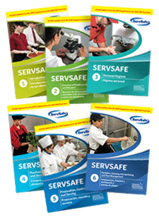 ServSafe® Complete Food Safety DVD Set 00021