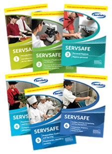 ServSafe® Complete Food Safety DVD Set 00021