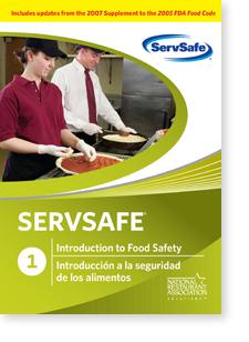 ServSafe® Introduction to Food Safety DVD 00022