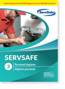 ServSafe®® Personal Hygiene DVD 00024