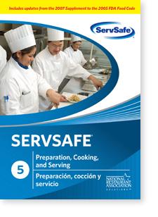 ServSafe® Preparation, Cooking, and Serving DVD 00026