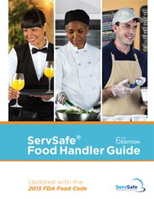ServSafe® Food Handler Guide (Non-state specific) 00028