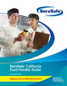 ServSafe® California Food Handler Guides 00029