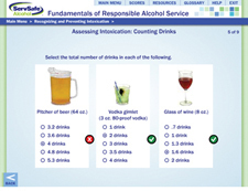 ServSafe Alcohol® Online Course and  PRIMARY EXAM (Non-Proctored) 00032