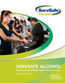 ServSafe Alcohol® - Fundamentals of Responsible Alcohol Service 00036