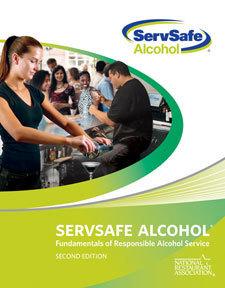 ServSafe Alcohol® - Fundamentals of Responsible Alcohol Service 00036