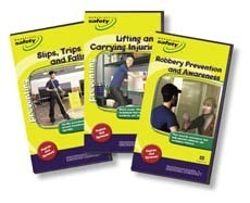 Three-DVD Workplace Safety Package 00053