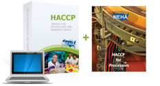 HACCP Basics for Processors and Manufacturers Bundle 00058