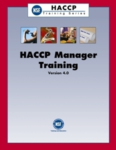 NSF HACCP Manager Training 00102