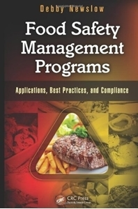 Food Safety Management Programs: Applications, Best Practices, and Compliance 00107