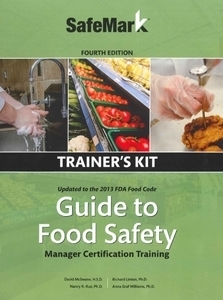 SafeMark Supermarkets Guide to Food Safety Trainer's Kit 00114