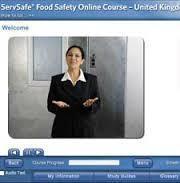ServSafe International® Food Safety Online Course – German 00165