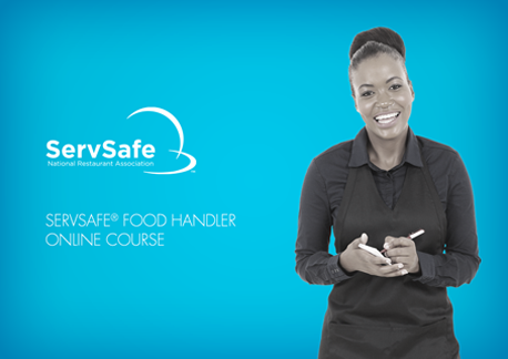 ServSafe® Food Handler Online Course and Assessment 00001