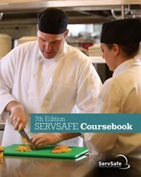 ServSafe® Course Book w/ Online Exam Voucher 00010