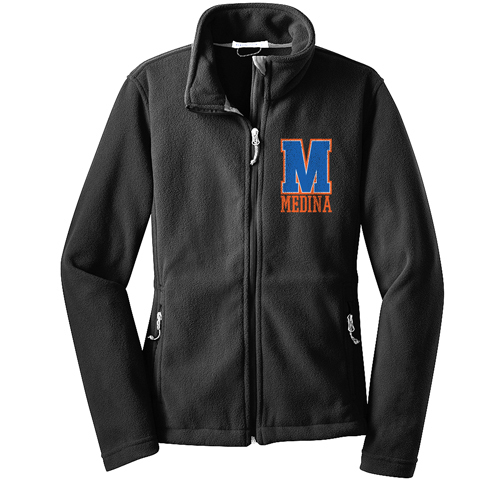 MEDINA LADIES FLEECE JACKET 1