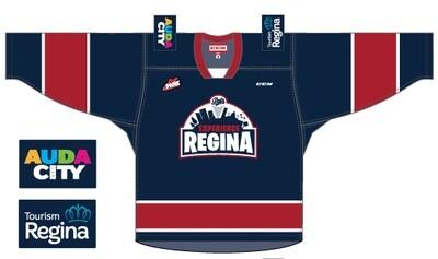Experience Regina Jerseys