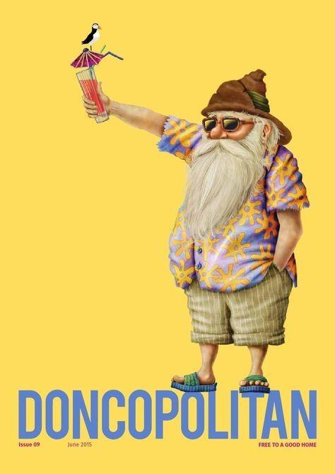 Doncopolitan Issue 9
