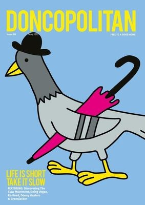 Doncopolitan Issue 8