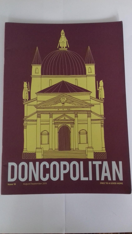 Doncopolitan Issue 10
