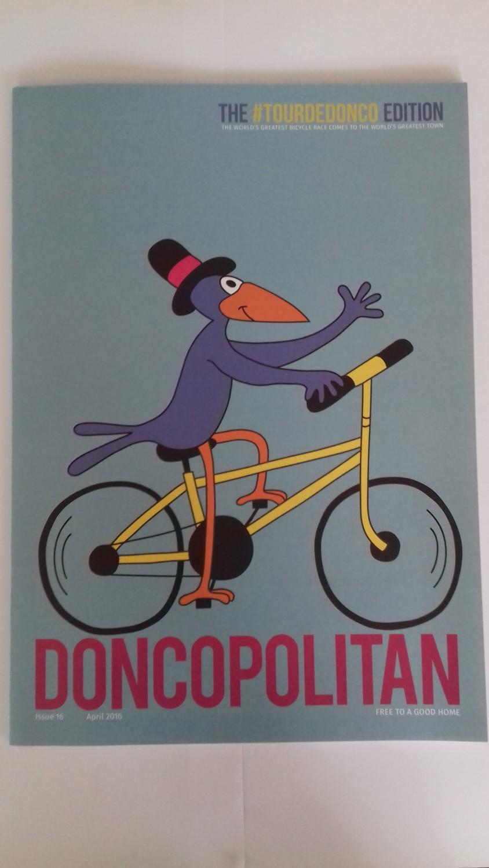 Doncopolitan Issue 16
