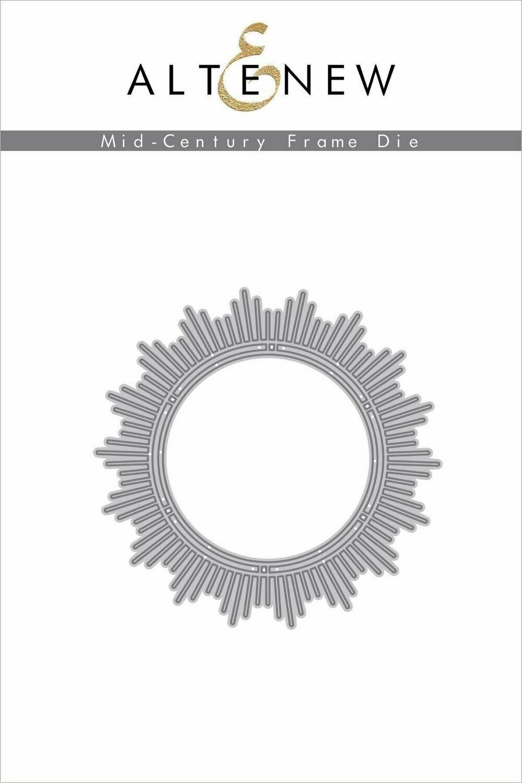 Altenew MID-CENTURY FRAME Die