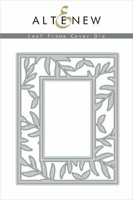 Altenew LEAF FRAME COVER  Die