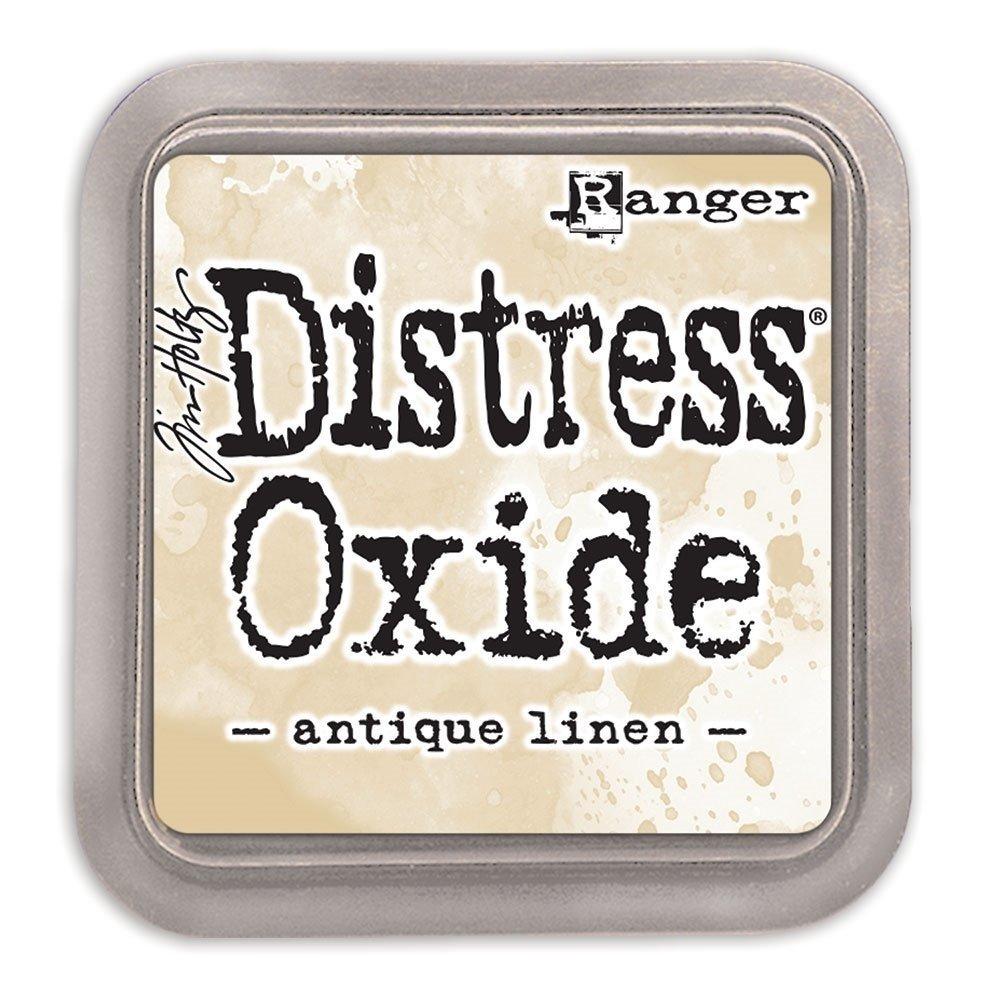 Tim Holtz ANTIQUE LINEN Distress Oxide Ink Pad